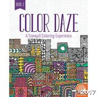 MindWare . MIW Color Daze Tranquil Coloring Experience - Book 2