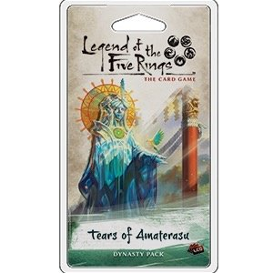 Fantasy Flight Games . FFG Legend of the Five Rings: Tears of Amaterasu