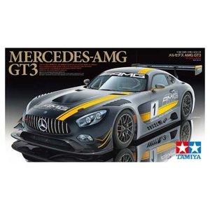 Tamiya America Inc. . TAM 1/24 Mercedes AMG GT3