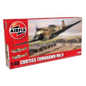 Airfix . ARX 1/48 Curtiss Tomahawk MK.II