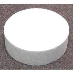12 X 3 Styrofoam Round