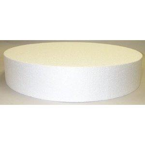 14 X 3 Styrofoam Round