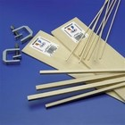 Midwest Products Co. . MID Basswood Strips 1/2X1/2X24