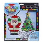 Melissa & Doug . M&D Stained Glass Ornaments