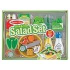 Melissa & Doug . M&D Slice & Toss Salad Set