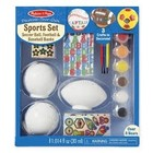 Melissa & Doug . M&D Sports Set