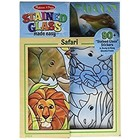 Melissa & Doug . M&D Stained Glass - Safari
