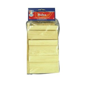 Midwest Products Co. . MID Balsa Economy Bag