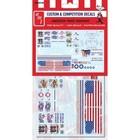 AMT\ERTL\Racing Champions.AMT 1/25 American Pride Custom Graphics Decals