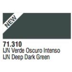 Vallejo Paints . VLJ IJN Deep Dark Green