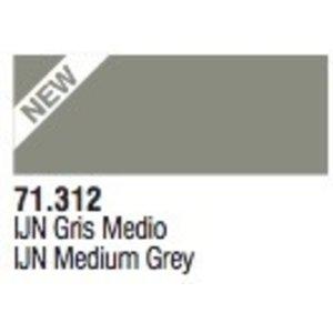 Vallejo Paints . VLJ IJN Medium Grey