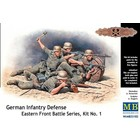 Masterbox Models . MTB 1/35 German Infantry Defense Eastern Front 1941-42 (5)