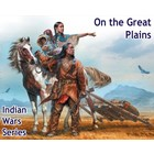 Masterbox Models . MTB 1/35 On the Great Plains Indian Family w/Horse & Accessories