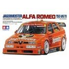Tamiya America Inc. . TAM Alfa Romeo 155 V6 TI Jagermeister