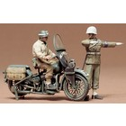 Tamiya America Inc. . TAM 1/35 US Military Police Set
