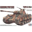 Tamiya America Inc. . TAM 1/35 German Panther Type G Early Version