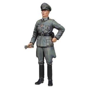 Tamiya America Inc. . TAM 1/16 Wehrmacht Officer