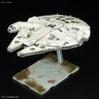 Bandai . BAN 1/144 Millennium Falcon (Last Jedi)