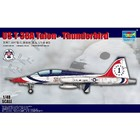 Trumpeter . TRM 1/48 USAF T38A Talon Thunderbird Jet Trainer