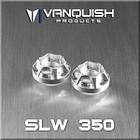 Vanquish . VAN VANQUISH 2.2 SLW HEX  HUBS 350 (2PC)