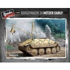 Thunder Models . THM 1/35 BERG HETZER EARLY