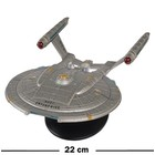 Eaglemoss . EGM Enterprise NX-01 Model Ship 22 cm