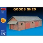 Miniart . MNA 1/72 GOODS SHED