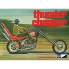 MPC . MPC 1/8 THUNDER CHOPPER MOTORCYCLE