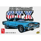 AMT\ERTL\Racing Champions.AMT 1/25 Dirty Donny 1969 Plymouth GTX