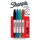 Sanford/Newll/Berol . SAF Sharpie Twin Tip Marker 4 Pk