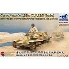 Bronco Models . BRC 1/35 CARRO ARMATO L35/C