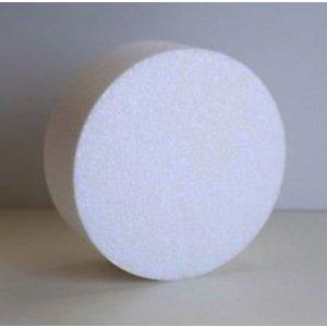 8 X 3 Styrofoam Round