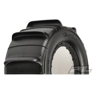 "Pro Line Racing . PRO Pro-Line Sling Shot 4.3"" Pro-Loc Sand Tires (2) X-MAXX"