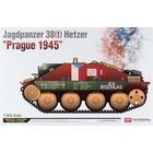 Academy Models . ACY 1/35 HETZER PRAGUE 1945