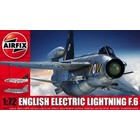 Airfix . ARX 1/72 English Electric Lightning F6