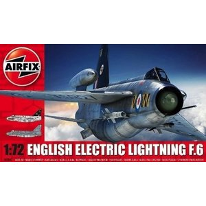 Airfix . ARX 1/72 English Electric Lightning F6