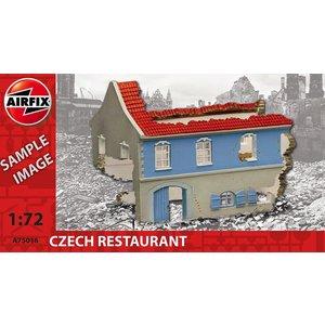 Airfix . ARX 1/72  CZECH RESTAURANT