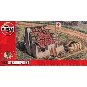 Airfix . ARX 1/32 STRONGPOINT RE-ISSUE