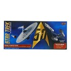 AMT\ERTL\Racing Champions.AMT 1/350 STAR TREK TOS USS ENTERPRISE PILOT PART