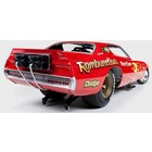 American Muscle Diecast . AMD 1/18 '71 DODGE CHRGR FUNNY CAR