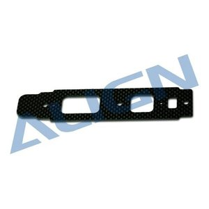 Align RC . AGN (DISC) - 450L BOTTOM PLATE 1.6MM