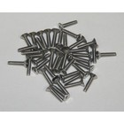 APS Racing . APS 4 X 12MM STAINLESS STEEL FLAT HEAD SCREW