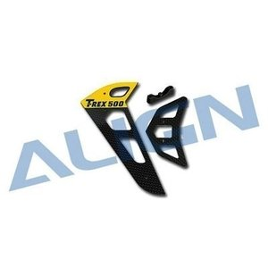Align RC . AGN (DISC) - 500 CARBON STABALIZER 1.6MM
