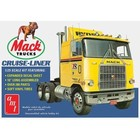 AMT\ERTL\Racing Champions.AMT 1/25 Mack CruiseLineer Semi