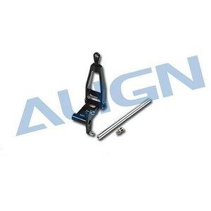 Align RC . AGN (DISC) - 600 ELEVATOR ARM SET/BLACK