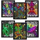Stuff To Color . SFC Velvet Poster 2 Pack Asst.