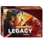 Z-MAN GAMES . ZMG Pandemic Legacy Red Edition