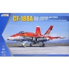 Kinetics . KIN 1/48 CF-18A 2017 Canadian Airforce Demo team