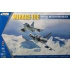 Kinetics . KIN 1/48 Mirage IIIE/O/R