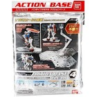 Bandai . BAN Clear Action Base 4 for Gundam 1/100